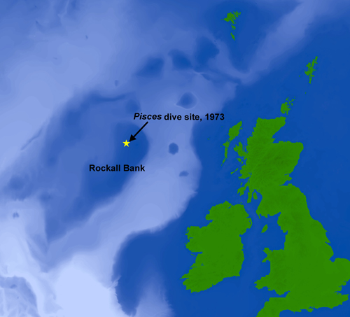 Pisces and Rockall Bank